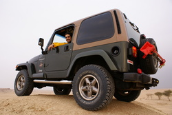 Warrior-Fs 1997 Jeep Wrangler