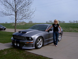 06GTGIRLs 2006 Ford Mustang