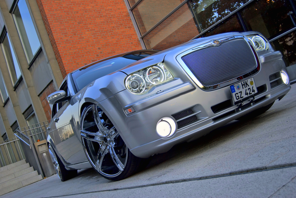 CJR300C 2006 Chrysler 300