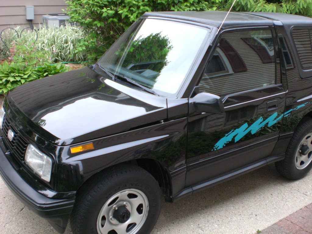Gogeotrackergo 1995 Geo Tracker Specs Photos