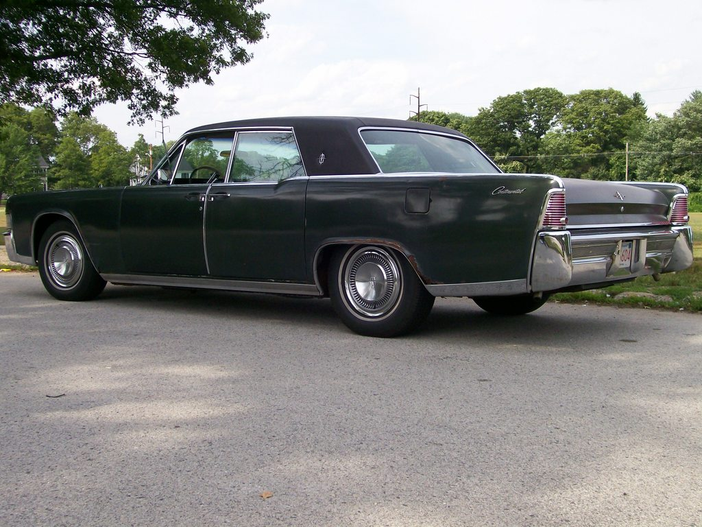 Spanked8 1965 Lincoln Continental Specs Photos Modification Info 2003 Thunderbird Fuse Box 31605320001 Large