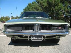 426HemiCharger 1969 Dodge Charger
