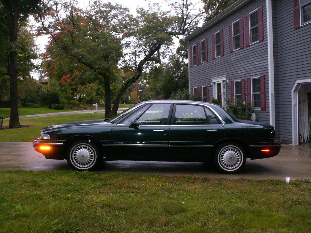 Large on 1999 Buick Lesabre