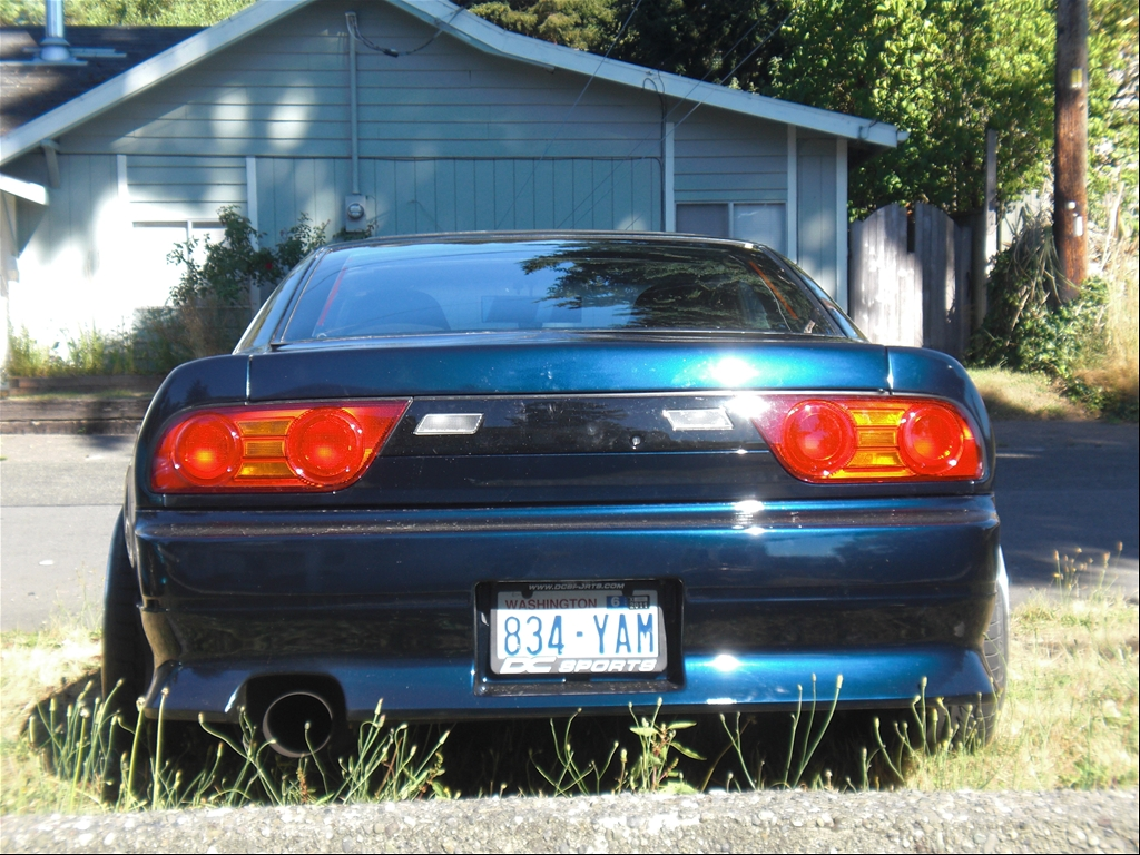 my Extreme wide body Kouki