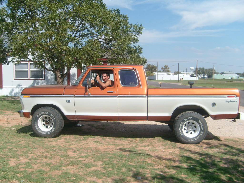 Fordman197589 1975 Ford F150 Regular Cab Specs Photos