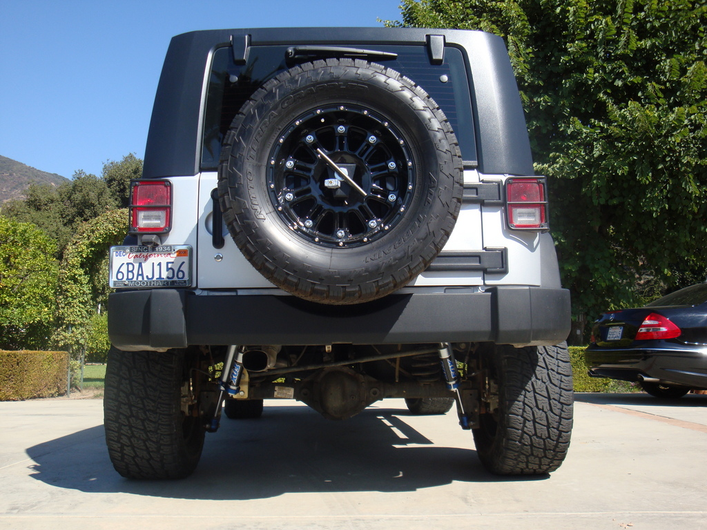 Another steven441 2008 Jeep Wrangler post... - 12043717