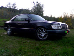 scharzs 1992 Mercedes-Benz 300E