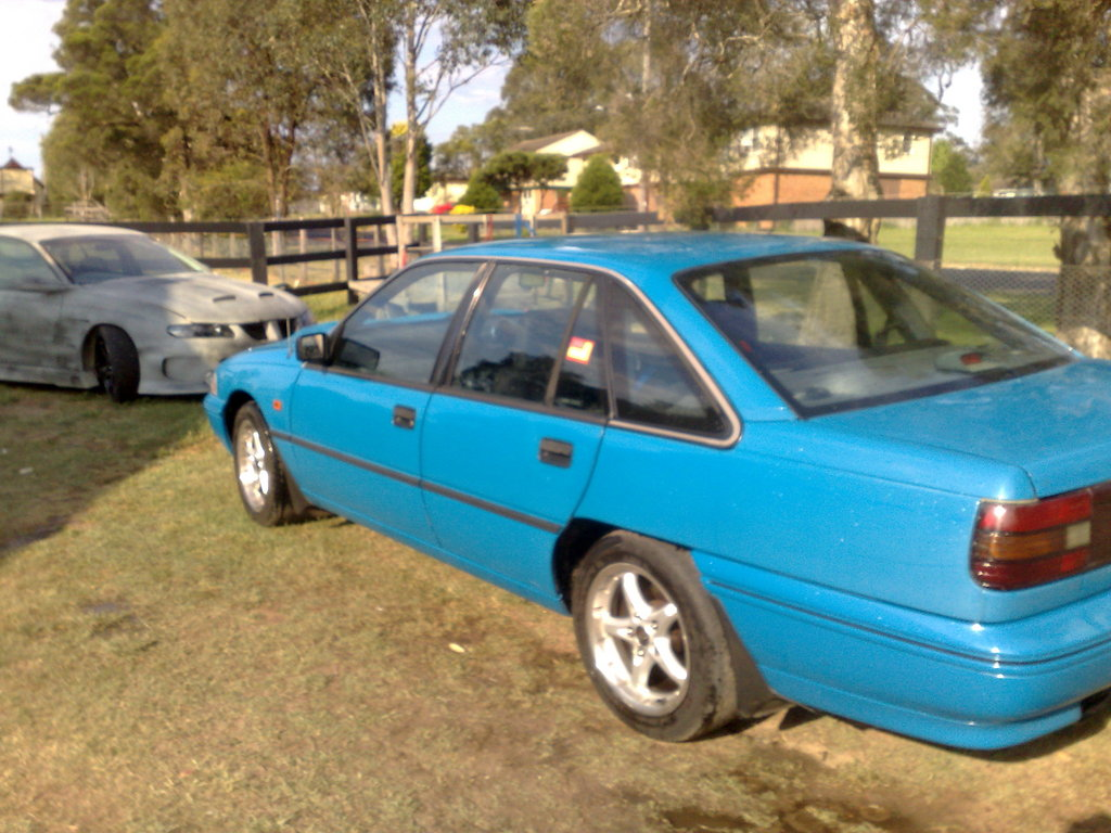 Another mackstar666 1992 Holden Commodore post... - 12044884