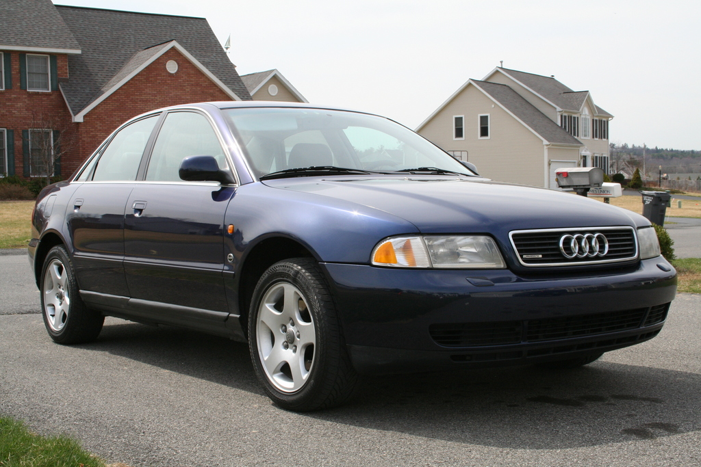 Shadowhawk827 1997 Audi A4 Specs Photos Modification