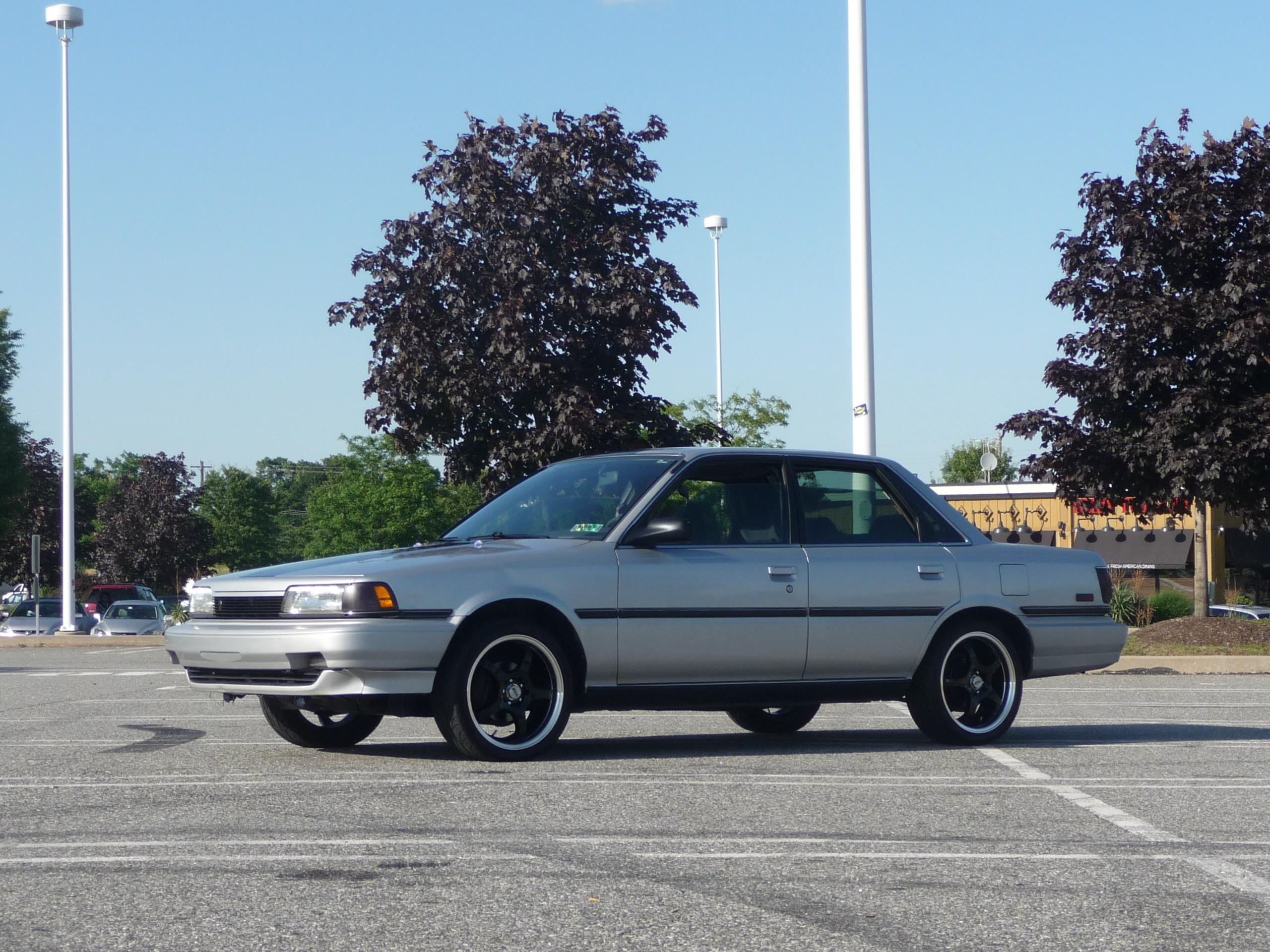 Mikedefusco54 1991 Toyota Camry Specs Photos Modification Info At 91 Wiring System 31614700054 Original