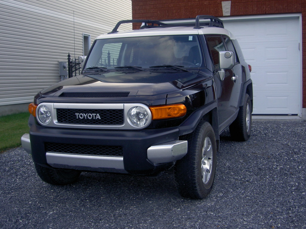 aaaaaaa7 39 s 2007 toyota fj cruiser in gatineau qc. Black Bedroom Furniture Sets. Home Design Ideas