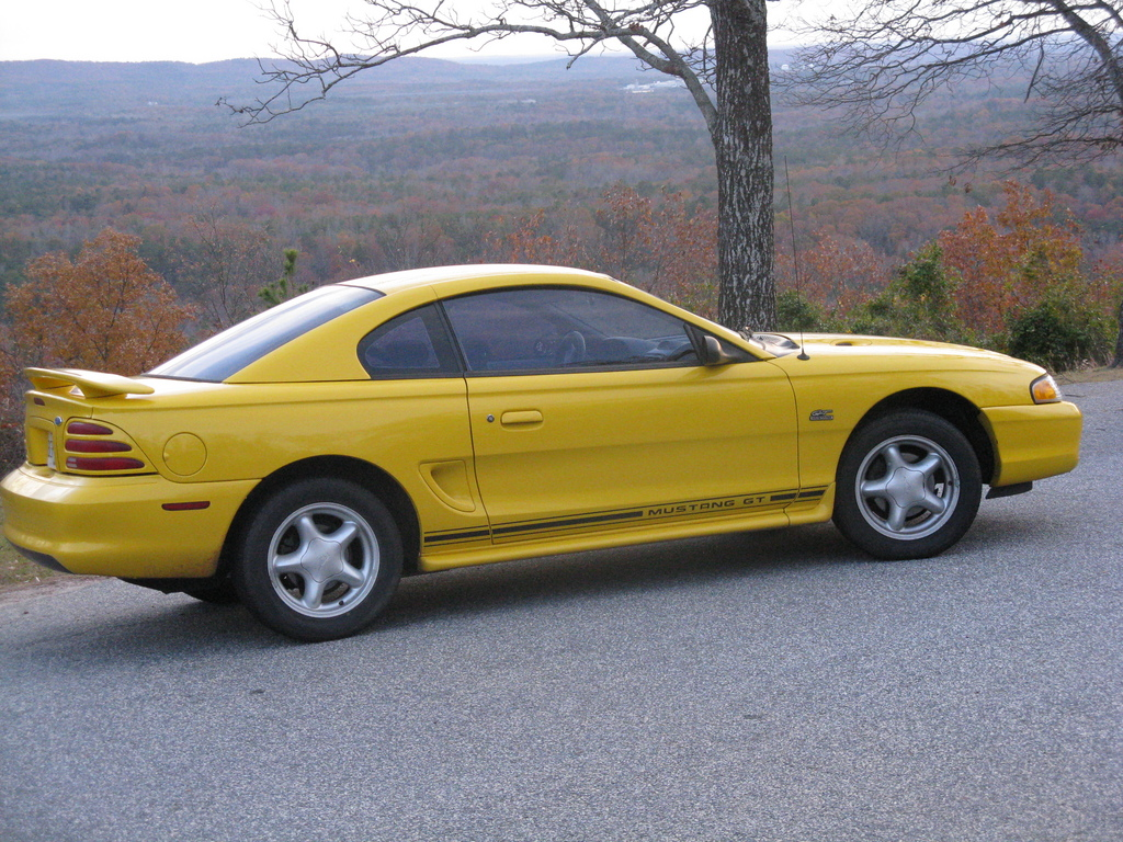 Another rickhood1989 1995 Ford Mustang post... - 12045938