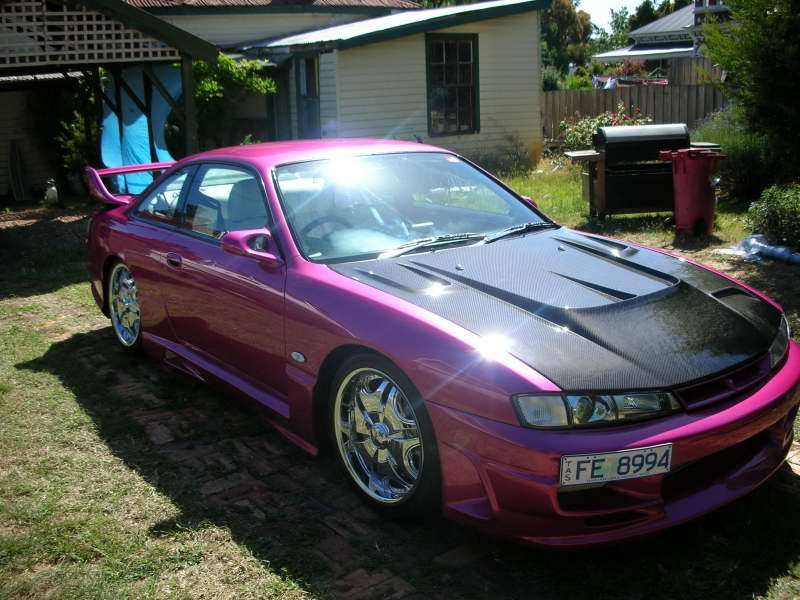 Another skwake 1997 Nissan 200SX post... - 12047756