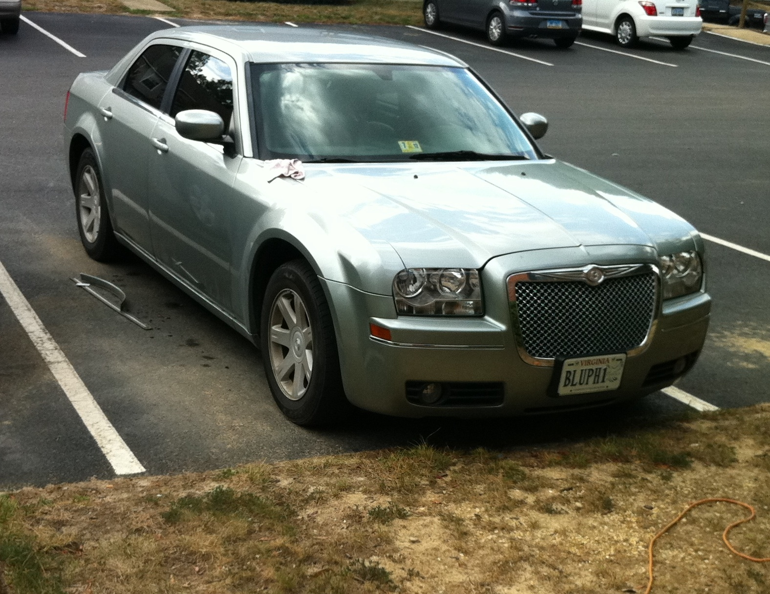 Another soldier1914 2005 Chrysler 300 post... - 12048745
