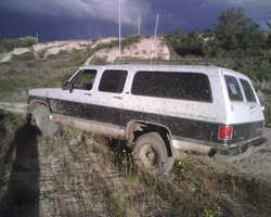 pshyeahs 1991 Chevrolet Suburban 1500