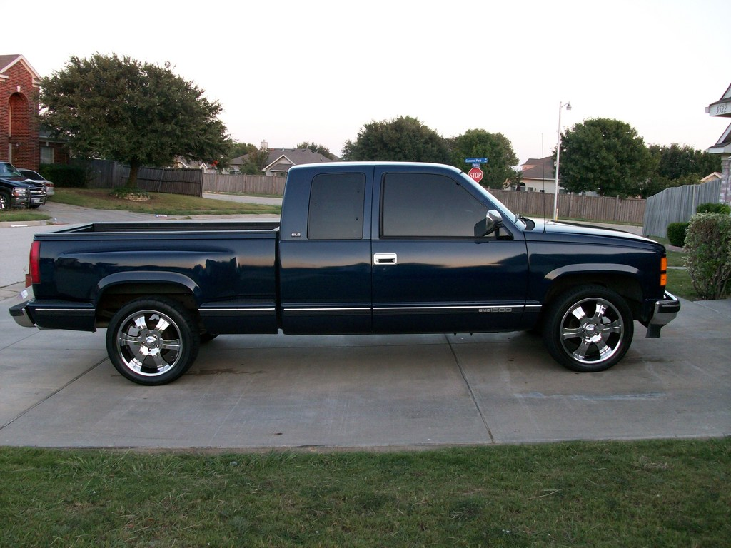 parkersride 1994 gmc sierra 1500 regular cab specs photos. Black Bedroom Furniture Sets. Home Design Ideas