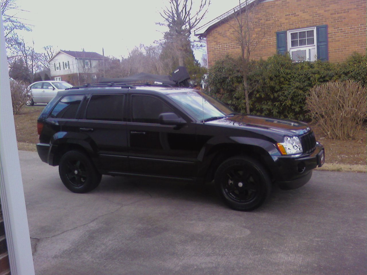 gchrist8 2007 jeep grand cherokee specs photos modification info at cardomain. Black Bedroom Furniture Sets. Home Design Ideas
