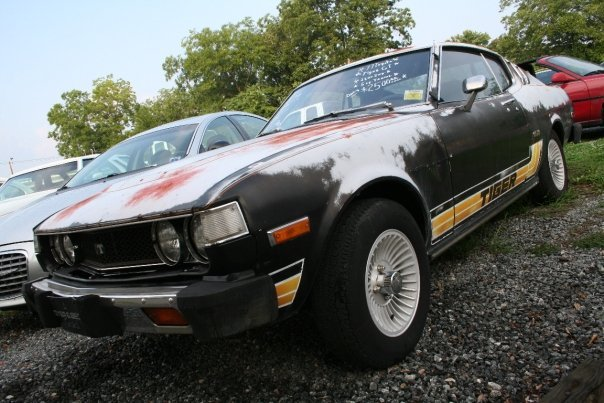 Another TigerLily77 1977 Toyota Celica post... - 12260206