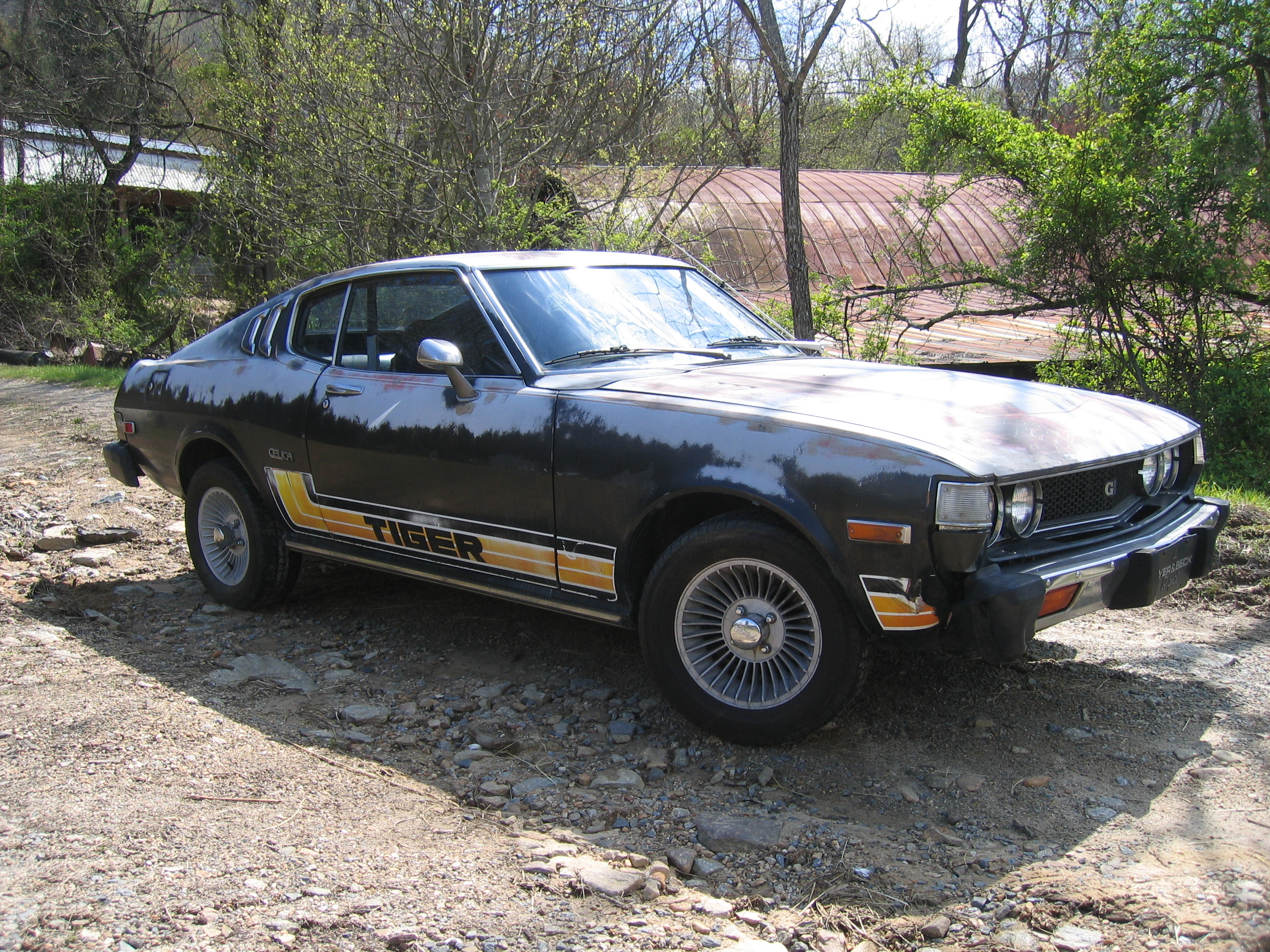 Another TigerLily77 1977 Toyota Celica post... - 12260236