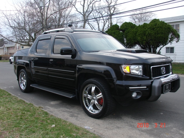 zach1015 2007 honda ridgeline specs  photos  modification