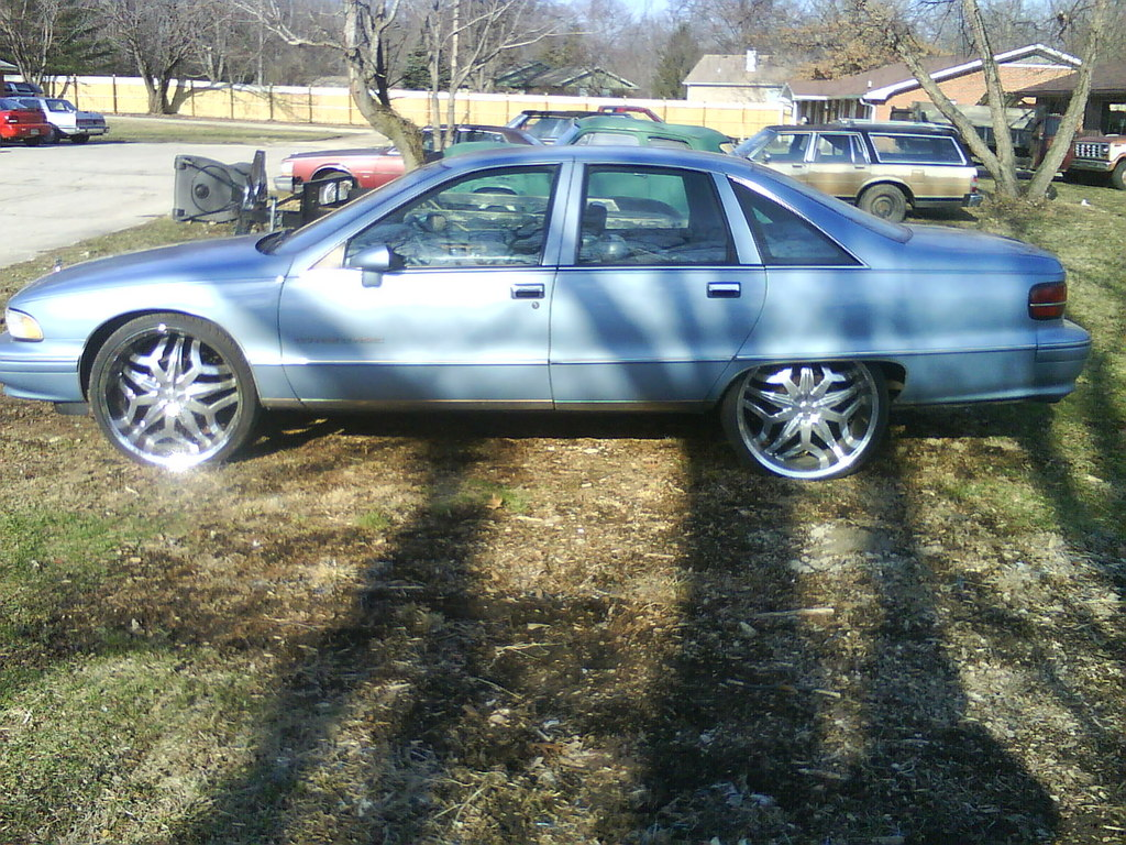 Another Jared32343 1992 Chevrolet Caprice post... - 12052367