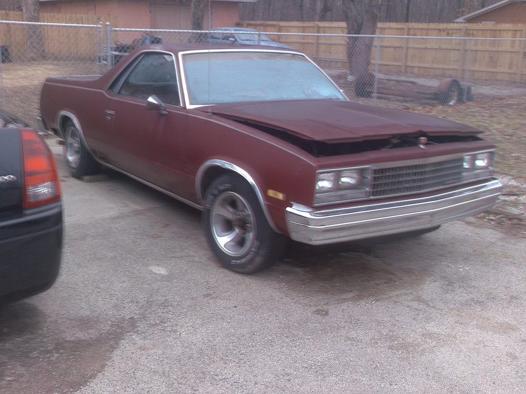 Another Jared32343 1984 Chevrolet El Camino post... - 12051528