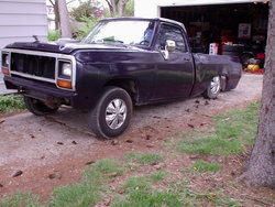 ktkustomzs 1989 Dodge D150 Club Cab