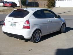 DalwinCos 2007 Hyundai Accent
