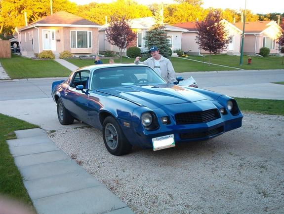 Another 96SS350 1981 Chevrolet Camaro post... - 9459283