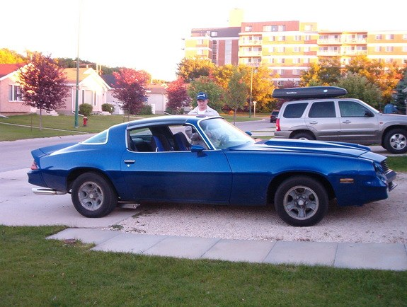 Another 96SS350 1981 Chevrolet Camaro post... - 9459284