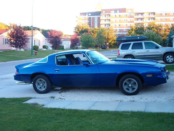 Another 96SS350 1981 Chevrolet Camaro post... - 9459285