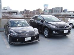 Japan_Connection 2007 Mazda CX-7