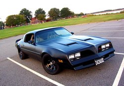 Anchorisms 1977 Pontiac Trans Am