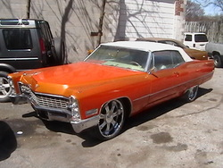 millerscleanings 1967 Cadillac DeVille