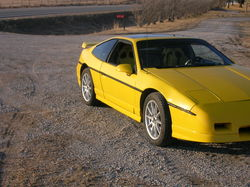 ssboboarder2s 1986 Pontiac Fiero