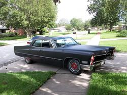 emissiongenocides 1967 Cadillac DeVille