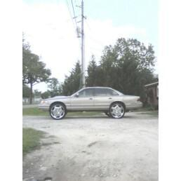 Another ChrisNJazz 1995 Ford Crown Victoria post... - 12056831