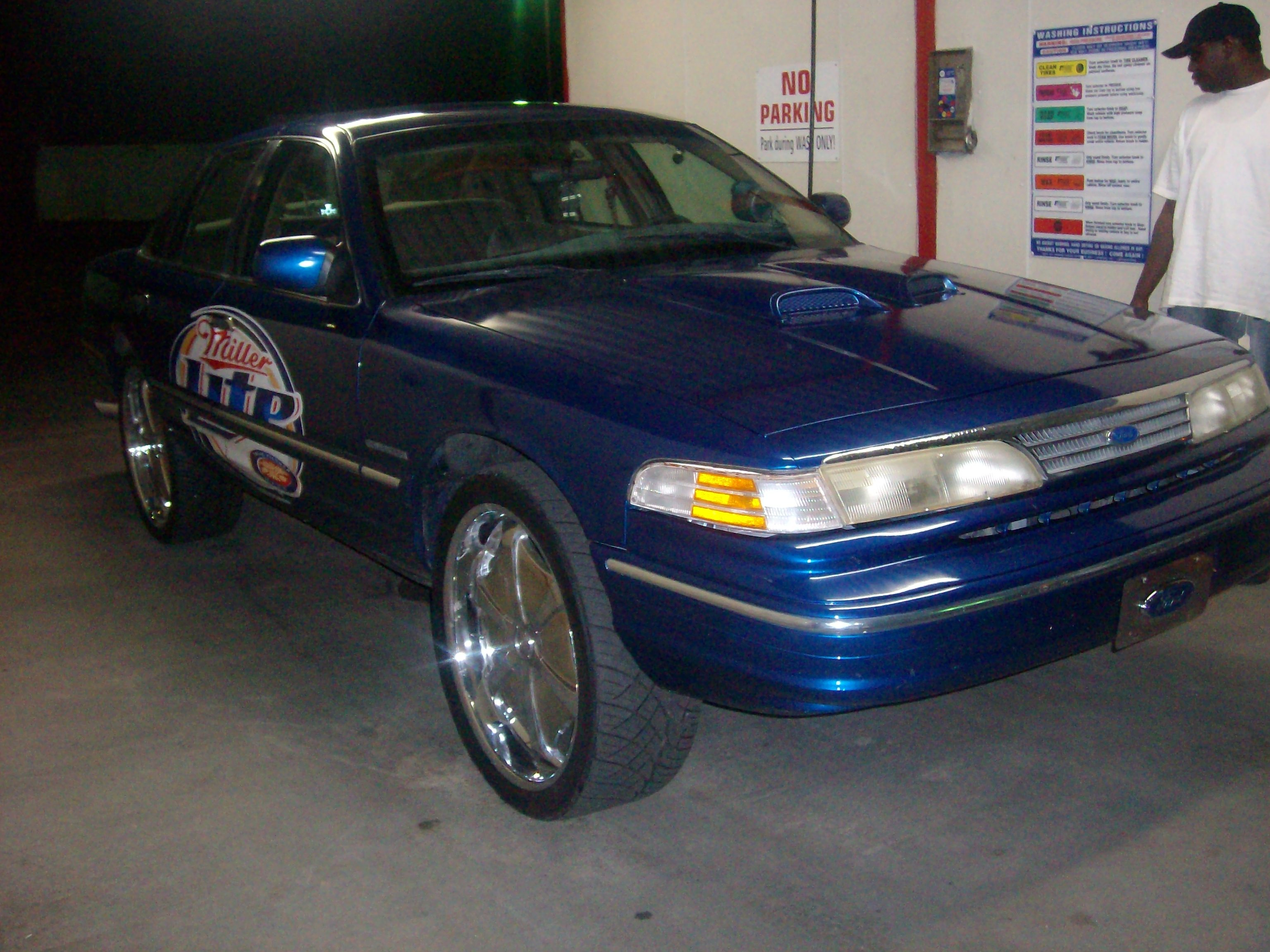 Another ChrisNJazz 1995 Ford Crown Victoria post... - 12056843