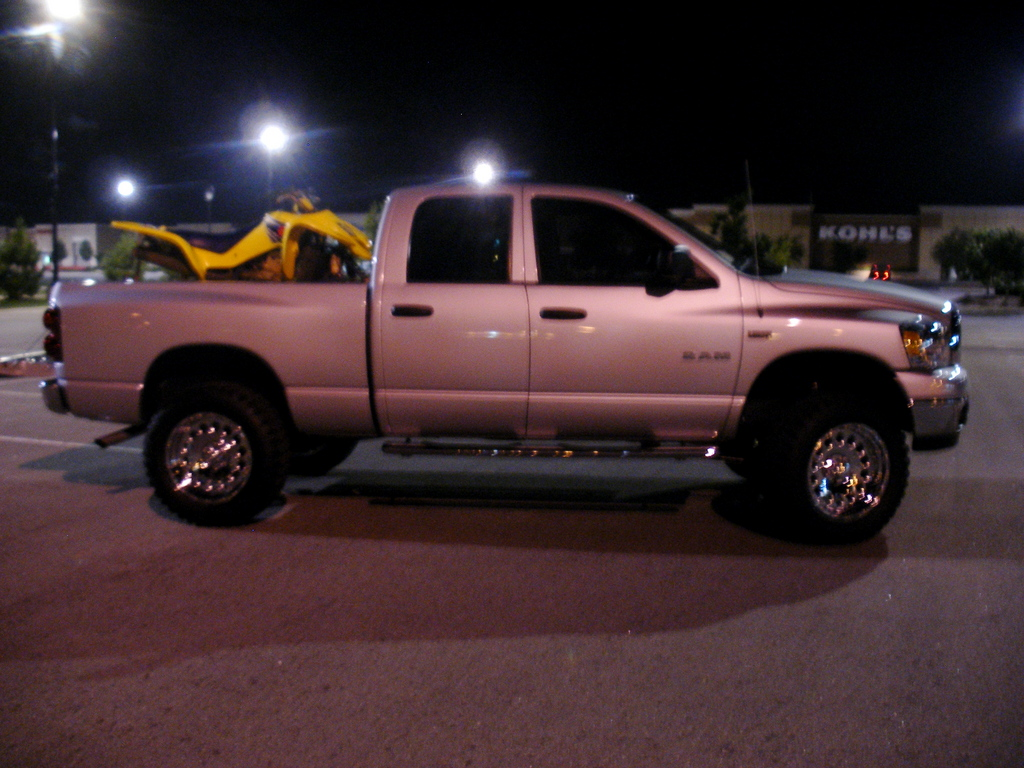 rt nitro 2008 dodge ram 1500 regular cab specs photos modification info at cardomain. Black Bedroom Furniture Sets. Home Design Ideas