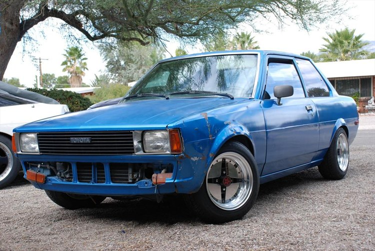 Another blue109 1981 Toyota Corolla post... - 12056168