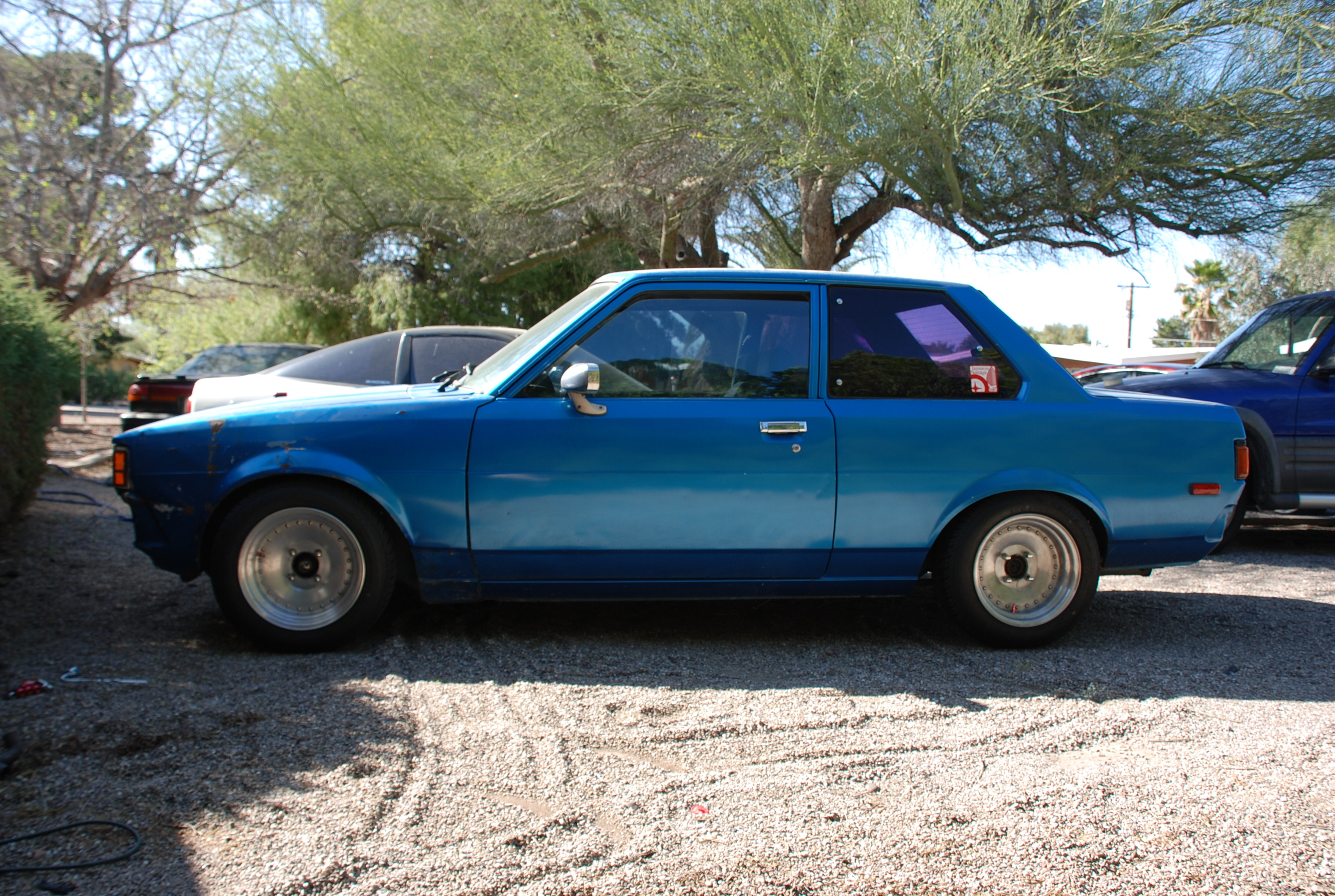 Another blue109 1981 Toyota Corolla post... - 12056184