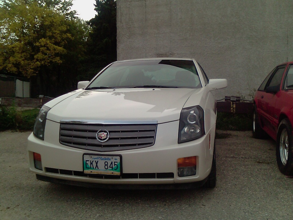 Another 4doorsteve 2003 Cadillac CTS post... - 12106490
