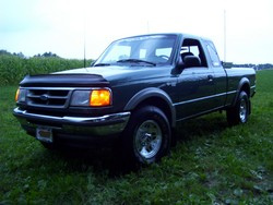 johnny91s 1995 Ford Ranger Regular Cab
