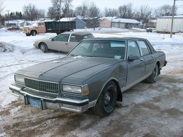 Another 1985cadillac 1988 Chevrolet Caprice post... - 12057350