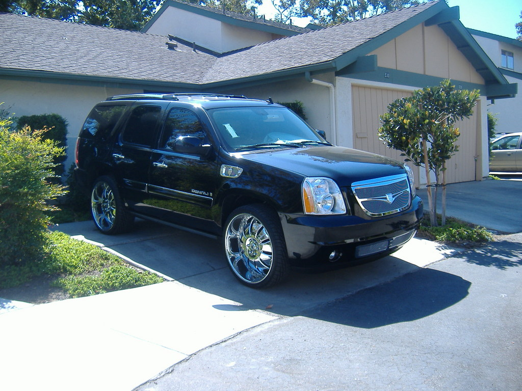 mossdaboss 2007 gmc yukon denali specs photos. Black Bedroom Furniture Sets. Home Design Ideas