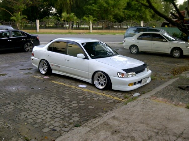 Another Tito-TRD 1996 Toyota Corolla post... - 15411956