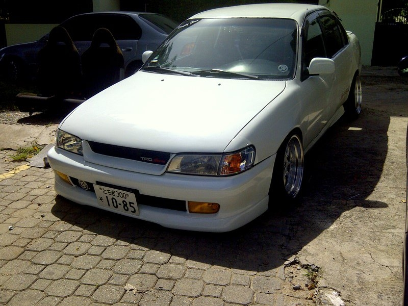 Another Tito-TRD 1996 Toyota Corolla post... - 15411957