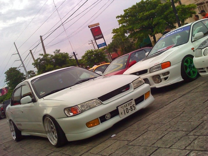 Another Tito-TRD 1996 Toyota Corolla post... - 15411962