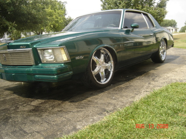 Another Lilwayne30 1978 Chevrolet Monte Carlo post... - 12059025