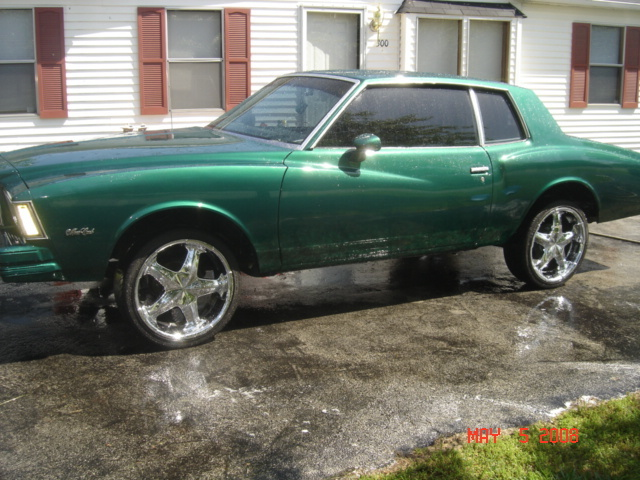 Another Lilwayne30 1978 Chevrolet Monte Carlo post... - 12059027